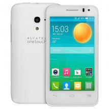 Смартфон Alcatel One Touch 4035D POP D3, 2 SIM, 5 Мп, белый