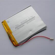 АКБ для планшета универсальный 80x65x3,8mm 2000mAh, 3,7v Li-Pol, 2 провода