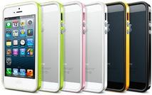 Бампер для iPhone 5С SGP (цветная)