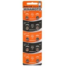 Батарейки часовые MInamoto G-2 LR726 (397) 1.5V, 1шт