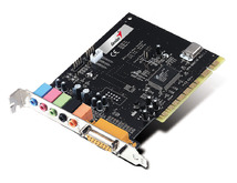 Звуковая карта Genius Sound Maker Value 5.1, PCI