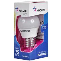 Лампа светодиод. LED GL45 7Вт 220В E14 4500К Космос