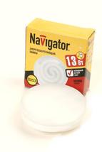 Лампа люм. компакт. 94 285 NCL-GX53-13-840 Navigator