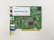 ТВ-тюнер AverMedia Aver TV studio 505
