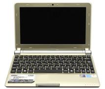 """Нетбук 10,1"""" MSI U160, 250 Гб, 1 Гб DDR2, Windows 7, без зарядки, б/у"""