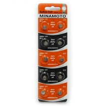 Батарейки часовые MInamoto G-4 LR626 (377) 1.5V, 1шт