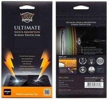 Защитная пленка противоударная Buff Samsung Note 3  N9000 (глянцевая)
