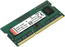 Модуль памяти KINGSTON VALUERAM KVR16LS11/4 DDR3L- 4Гб, 1600, SO-DIMM