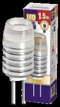 Лампа светодиод. PLED-G4 1.5Вт 5500K 1220 12В AC/DC JazzWay