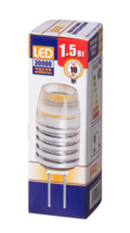 Лампа светодиод. PLED-G4 1.5Вт 3000K 1220 12В AC/DC JazzWay