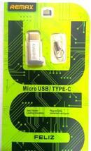 Переходник Type C на MicroUSB (OTG)