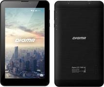 "Планшет Digma CITI 7905 4G, 7"", 4 ядра, 1GB, 8GB, 4G, Android 6.0, черный"
