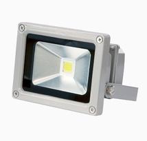 Прожектор светодиод. 10 Вт PFL-10W/CW/GR JazzWay