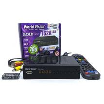 Цифровой эфирный приемник World Vision T62A, DVB-T2