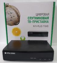 Спутниковый приемник НТВ+ Full HD + 199 рубля на счете