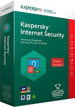 ПО Антивирус Kaspersky Internet Security 2ПК на 1 год