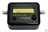Прибор для настройки спутникового ТВ Professional (стрелочный 950-2050 МГц) Rexant