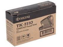 Картридж Kyocera TK-1110 Black (NetProduct)