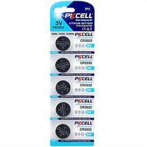 Батарейка-монетка PKCELL CR2032, 3V