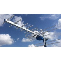 Антенна наружная Мир 12 (5v), аллюминий (ДМВ, DVB-T2)