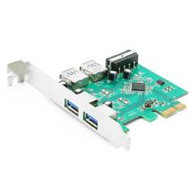 Контроллер USB 3.0 х 2 порта, PCI-E