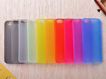 Бампер для iPhone 5С Fashion Case (силиконовая, цветная)