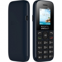 Телефон Alcatel One Touch 1052D черный