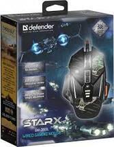 Мышь игровая Defender sTarx GM-390L, USB