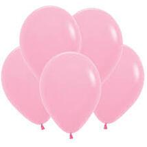 "Шар латексный 12"" пастель Baby Pink"