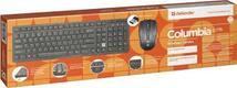 Комплект (клавиатура+мышь) Defender Columbia C-775, wireless