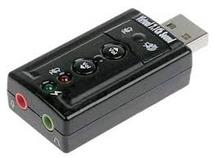 Звуковая карта TRUA71 USB