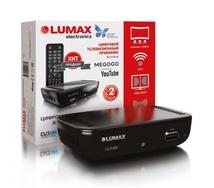 Цифровой эфирный приемник LUMAX DV-1xxxHD