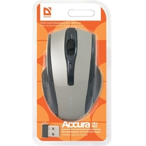 Мышь Defender Accura MM-665, 6 кнопок, 800-1600dpi, wireless