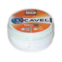 Кабель коаксиальный SAT 703B VE (100) Cavel, 1м