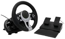 Игровой руль Canyon CNG-GW5 для ПК, PS3, PS2 + педали, USB