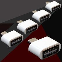 Переходник OTG USB - MicroUSB (uni)