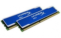 Модуль памяти KINGSTON HYPERX KHX1600C9D3K2/8G, DDR3, 4Гб, 1600, DIMM