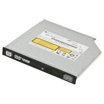 Оптический привод для ноутбука DVD-RW LG, GT32N, внутренний, SATA, черный, OEM
