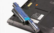 АКБ для ноутбука Acer Aspire (BATBL50L6, LIP6199CMP) 2310, 3690, 5100, 11.1V, 4000mAh. ОРИГИНАЛ б/у