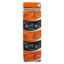 Батарейки часовые MInamoto G-3 LR41 (392) 1.5V, 1шт