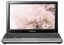 Нетбук samsung NC210, 1 Гб, ЖД 250 Гб, Windows 7 + сумка и зарядка, б/у