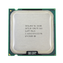 Процессор INTEL Core 2 Duo, 2 ядра, 2,33 ГГц, LGA 775