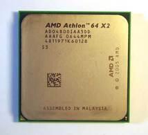 Процессор AMD Athlon 64 X2 Soсket AM2