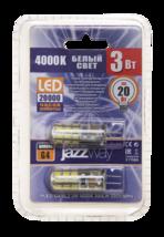 Лампа светодиод. PLED-G4 3Вт 4000K 200лм 220-230В/50Гц JazzWay
