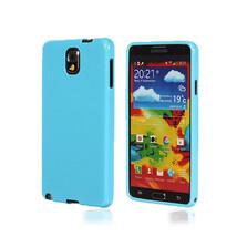 Бампер для Samsung Galaxy Note 3 (голубой)
