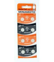 Батарейки часовые MInamoto G-6 LR920 (371) 1.5V, 1шт