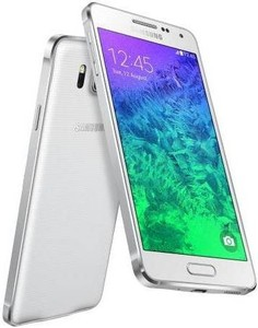 Смартфон SAMSUNG Galaxy Alpha SM-G850F 32Gb white