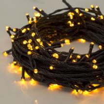 """Гирлянда """"Нить"""", 5 м, LED-50-220V, 8 режимов, свечение жёлтое"""