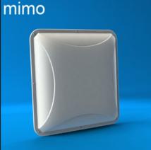 Антенна усил. интернет 4G/3G панельная PETRA MIMO Uni Box, усиление 15 дБ + 10 м кабеля