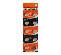 Батарейки часовые MInamoto G-8 LR1120 (381) 1.5V, 1шт